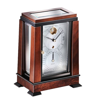 Kieninger Настольные часы  Kieninger 1272-23-01. Коллекция настольные часы kieninger 1274 23 01 1274