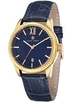 цена Klaus Kobec Часы Klaus Kobec KK-20027-02. Коллекция ODYSSEY онлайн в 2017 году