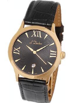 L Duchen Часы L Duchen D131.21.11. Коллекция Philosophie цена и фото