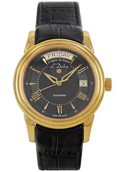 L Duchen Часы L Duchen D143.21.11B. Коллекция Louis II victorinox swiss army часы victorinox swiss army 241779 коллекция i n o x
