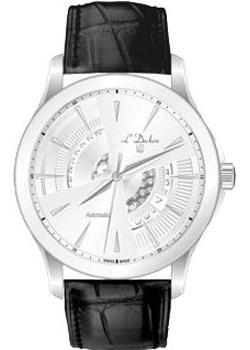 L Duchen Часы L Duchen D153.11.33. Коллекция Quazar l duchen day