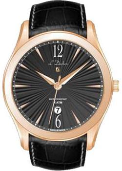 L Duchen Часы L Duchen D161.41.21. Коллекция Lumiere все цены