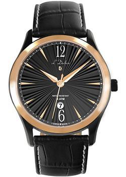 L Duchen Часы L Duchen D161.91.21. Коллекция Lumiere настольные часы lumiere yellow
