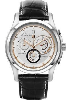 L Duchen Часы L Duchen D172.11.33. Коллекция Pilotage цена в Москве и Питере