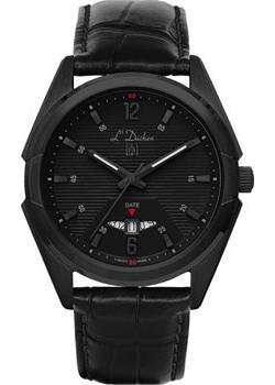 лучшая цена L Duchen Часы L Duchen D191.71.21. Коллекция Horizon