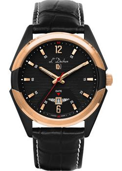 лучшая цена L Duchen Часы L Duchen D191.91.11. Коллекция Horizon