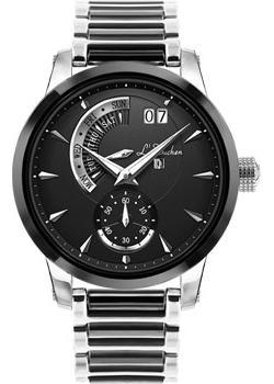 цена L Duchen Часы L Duchen D237.10.31. Коллекция Aerostat онлайн в 2017 году