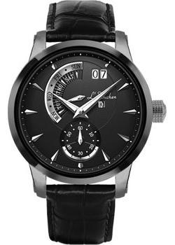 цена L Duchen Часы L Duchen D237.11.30. Коллекция Aerostat онлайн в 2017 году