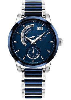 цена L Duchen Часы L Duchen D237.30.31. Коллекция Aerostat онлайн в 2017 году