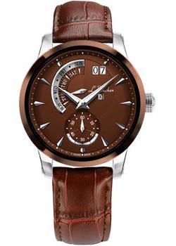 цена L Duchen Часы L Duchen D237.51.31. Коллекция Aerostat онлайн в 2017 году