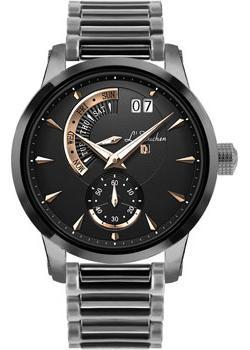 цена L Duchen Часы L Duchen D237.60.32. Коллекция Aerostat онлайн в 2017 году