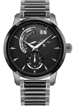 цена L Duchen Часы L Duchen D237.70.31. Коллекция Aerostat онлайн в 2017 году