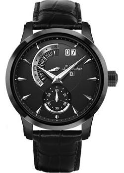 цена L Duchen Часы L Duchen D237.71.31. Коллекция Aerostat онлайн в 2017 году