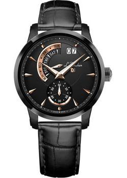 цена L Duchen Часы L Duchen D237.71.35. Коллекция Aerostat онлайн в 2017 году