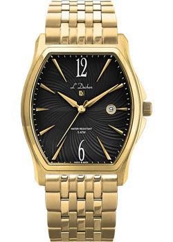 L Duchen Часы L Duchen D301.20.21. Коллекция Muse jowissa часы jowissa j2 211 l коллекция roma