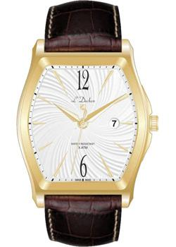 цена L Duchen Часы L Duchen D301.22.23. Коллекция Muse онлайн в 2017 году