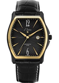 L Duchen Часы L Duchen D301.81.21. Коллекция Muse jowissa часы jowissa j2 211 l коллекция roma