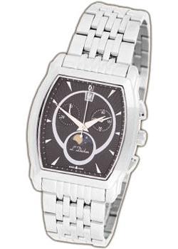 цена L Duchen Часы L Duchen D337.10.31. Коллекция Moonphase Chronorgaph онлайн в 2017 году