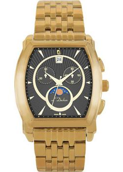 цена L Duchen Часы L Duchen D337.20.31. Коллекция Moonphase Chronorgaph онлайн в 2017 году