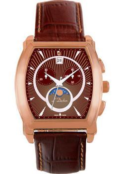 цена L Duchen Часы L Duchen D337.42.38. Коллекция Moonphase Chronorgaph онлайн в 2017 году