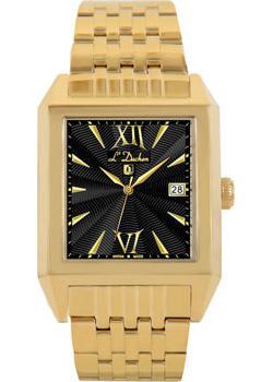 цена L Duchen Часы L Duchen D431.20.11. Коллекция Lumiere онлайн в 2017 году