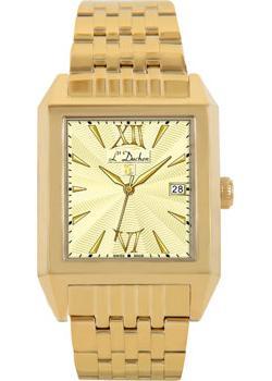 L Duchen Часы L Duchen D431.20.14. Коллекция Lumiere настольные часы lumiere yellow