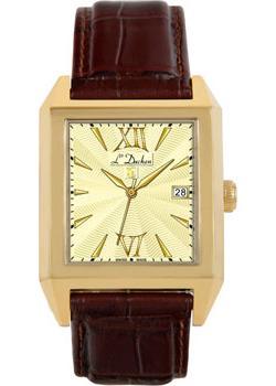 цена L Duchen Часы L Duchen D431.22.14. Коллекция Lumiere онлайн в 2017 году
