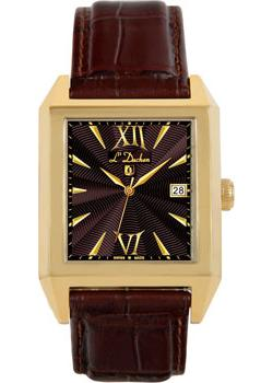 цена L Duchen Часы L Duchen D431.22.18. Коллекция Lumiere онлайн в 2017 году