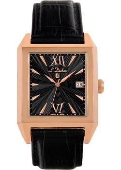 L Duchen Часы L Duchen D431.41.11. Коллекция Lumiere настольные часы lumiere yellow