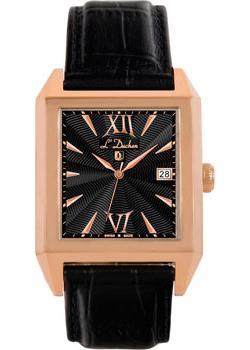 цена L Duchen Часы L Duchen D431.41.11. Коллекция Lumiere онлайн в 2017 году