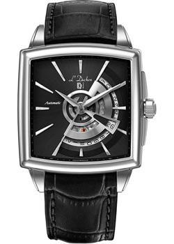 Фото - L Duchen Часы L Duchen D443.11.31. Коллекция Sextan l duchen часы l duchen d443 71 31 коллекция sextan