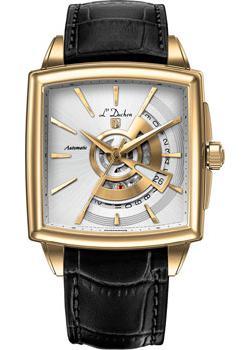 Фото - L Duchen Часы L Duchen D443.21.33. Коллекция Sextan l duchen часы l duchen d443 71 31 коллекция sextan