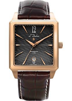 L Duchen Часы L Duchen D451.41.21. Коллекция Chatisme
