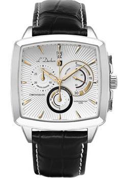 L Duchen Часы L Duchen D462.11.32. Коллекция Le Chercheur l duchen часы l duchen d462 91 31 коллекция le chercheur