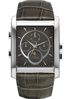 L Duchen Часы L Duchen D537.18.33. Коллекция Ecliptique l duchen часы l duchen d537 68 33 коллекция ecliptique
