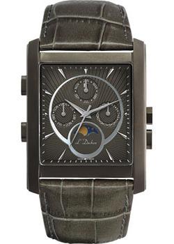 L Duchen Часы L Duchen D537.68.33. Коллекция Ecliptique l duchen часы l duchen d537 68 33 коллекция ecliptique