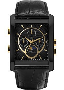 L Duchen Часы L Duchen D537.81.31. Коллекция Ecliptique цена