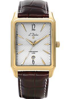 L Duchen Часы L Duchen D571.22.23. Коллекция Homme l duchen day