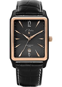 L Duchen Часы L Duchen D571.91.21. Коллекция Homme jowissa часы jowissa j2 211 l коллекция roma
