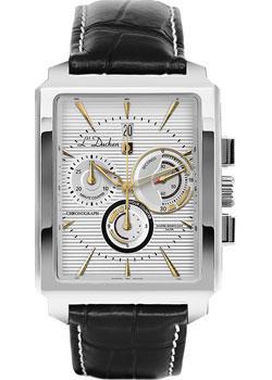 L Duchen Часы L Duchen D582.11.32. Коллекция Quartier l duchen tonneau d 331 20 14