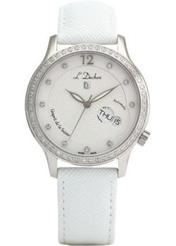 L Duchen Часы L Duchen D713.16.33. Коллекция La Coquille