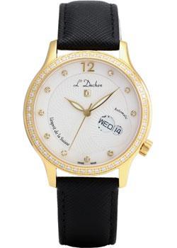L Duchen Часы L Duchen D713.21.33. Коллекция La Coquille