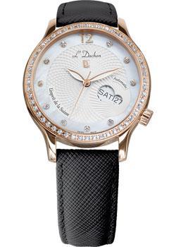 L Duchen Часы L Duchen D713.41.33. Коллекция Automatique jowissa часы jowissa j2 211 l коллекция roma
