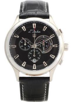 L Duchen Часы L Duchen D742.11.31. Коллекция Pilotage l duchen day