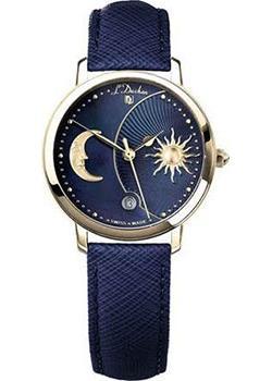 L Duchen Часы L Duchen D781.23.37. Коллекция La Celeste цена и фото