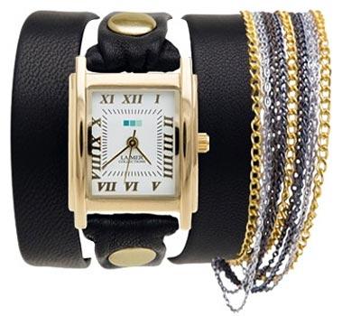 La Mer Часы La Mer LMCW1008G. Коллекция С цепочками и подвесками