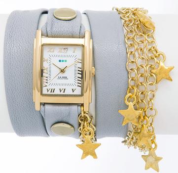 La Mer Часы La Mer LMCW5001x. Коллекция На длинном ремешке