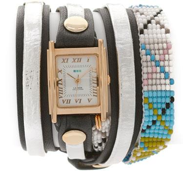 La Mer Часы La Mer LMGUAT001. Коллекция С цепочками и подвесками la mer часы la mer lmtassle001a коллекция с цепочками и подвесками