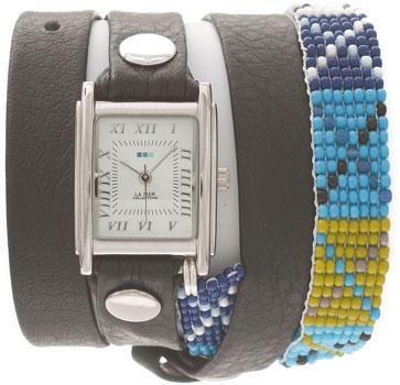 купить La Mer Часы La Mer LMGUAT002. Коллекция С цепочками и подвесками онлайн