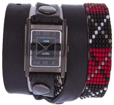 La Mer Часы La Mer LMGUAT007. Коллекция С цепочками и подвесками la mer часы la mer lmcharm001b коллекция с цепочками и подвесками